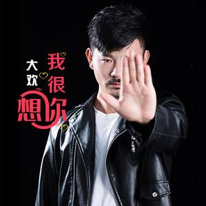 歌手大欢发布最新单曲《我很想你》